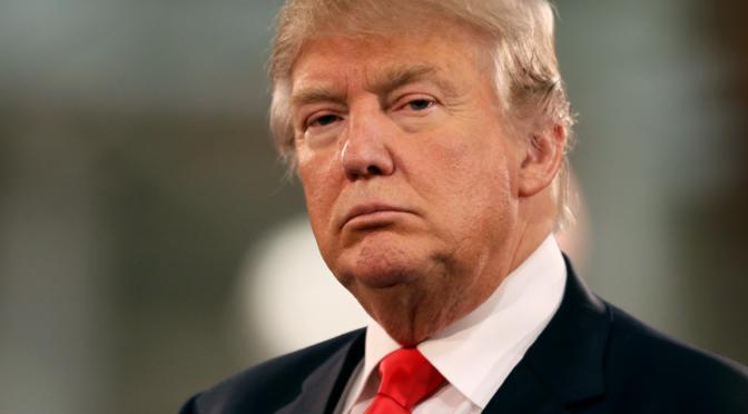Mr. Trump, President